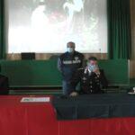 PIAZZA PULITA - Nella zona matesina arrivavano 5 kg di droga al mese. Il col. Gaeta elogia il comportamento dei suoi uomini e annuncia altra operazione in arrivo