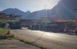VENAFRO - Lavori sulla linea ferroviaria, strada chiusa per una settimana