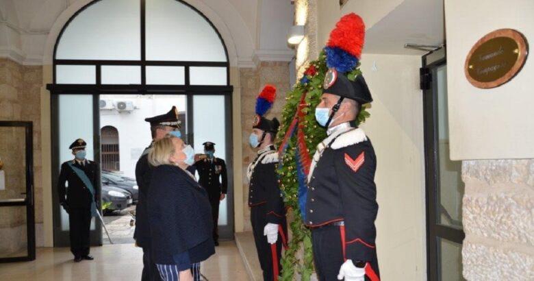 CAMPOBASSO, Arma dei Carabinieri, celebrazione