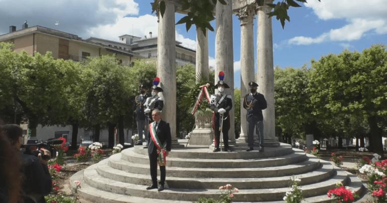 FESTA della REPUBBLICA - Isernia, cerimonia in forma ridotta. In Prefettura la consegna delle Onorificenze