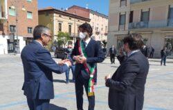 Festa della Repubblica, Campobasso, sindaco Gravina