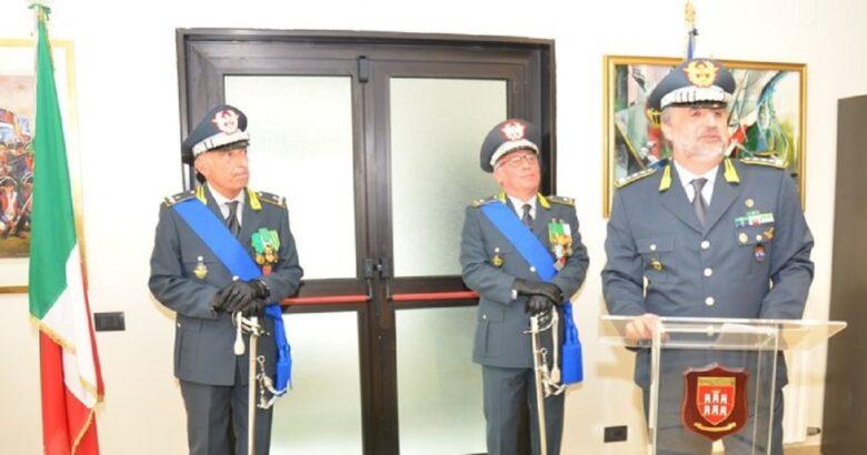 GUARDIA DI FINANZA - Cambio al vertice del Comando regionale del Molise