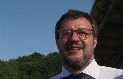 Matteo Salvini Rionero Sannitico