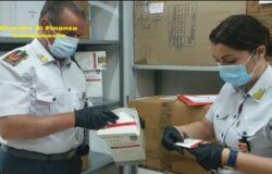 """Operazione """"Mascarot"""" sequestrate oltre 25mila mascherine FFP2 con certificazioni false e marchio CE contraffatto"""