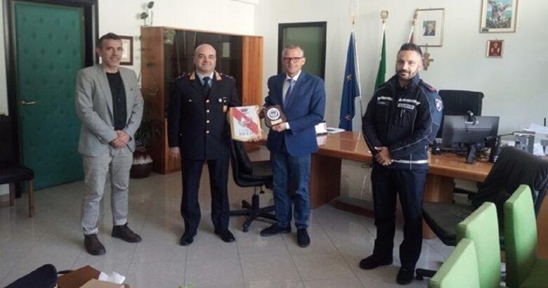 controllo territorio, Questore, Polizia locale, Riccia