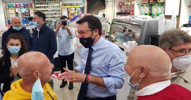 giunta, Lega, Molise, Salvini Ottimo il caffè