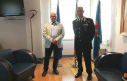 presidente Toma, generale Fischione