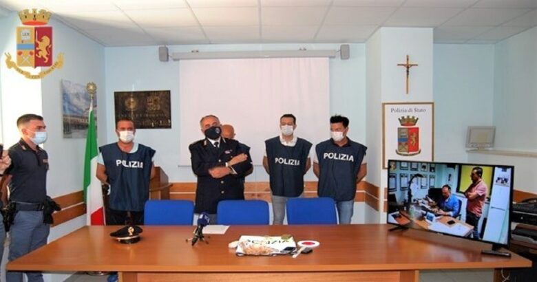 ISERNIA, Spacciavano, movida, arrestati, giovanissimi