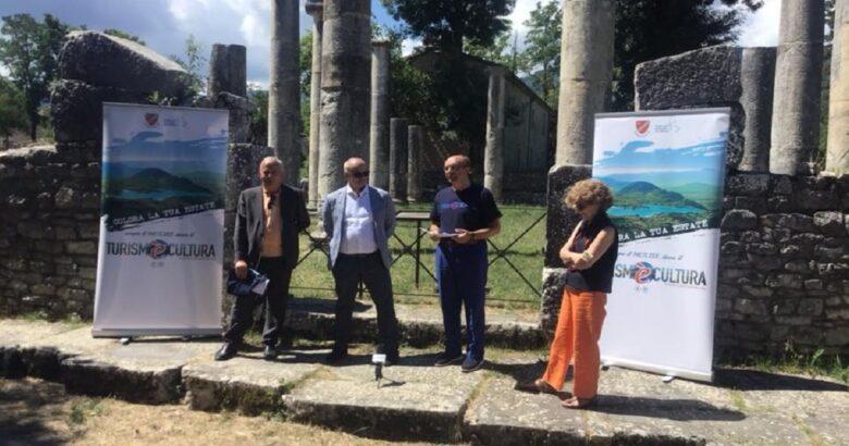 REGIONE Molise, Altilia, Bando, Turismo è cultura 2020