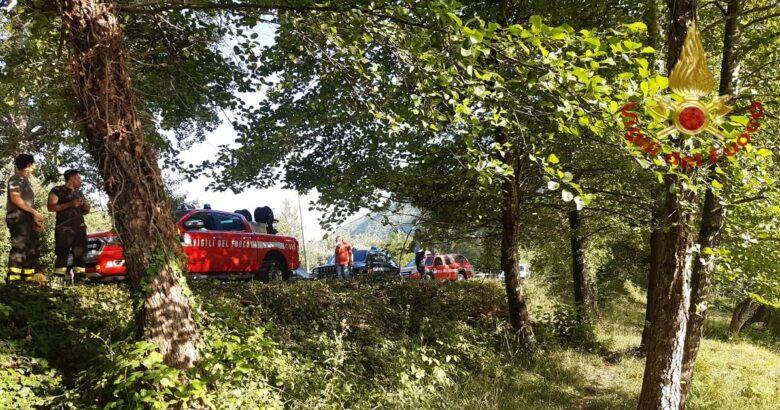 TRAGEDIA SFIORATA - Improvvisa piena del Volturno, bagnanti salvati dai Vigili del Fuoco