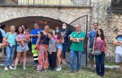 TURISMO, turisti, Filignano, soddisfatti, incantati