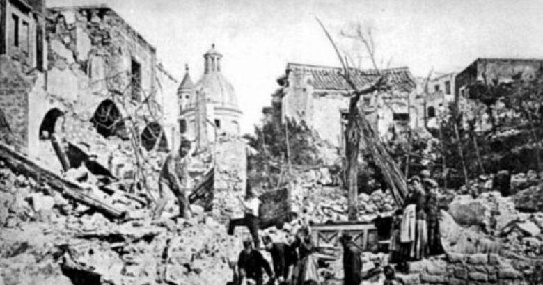 VENAFRO - Terremoto del 26 luglio 1805, la collettività ringrazia per lo scampato pericolo
