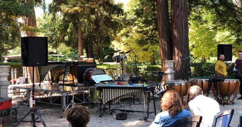 musica in città villa de capoa