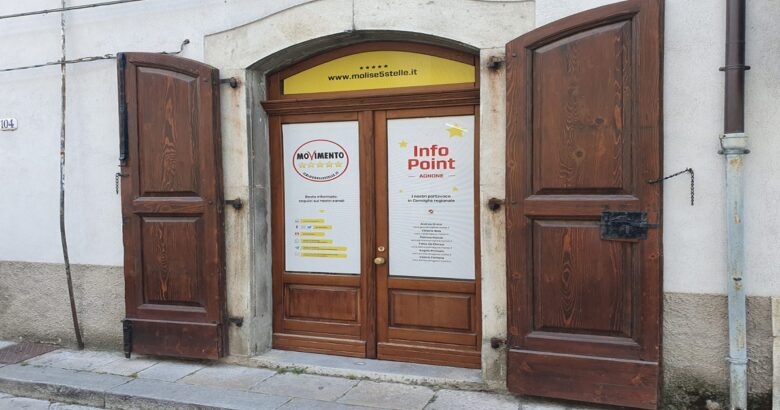 Infopoint, M5S, Agnone