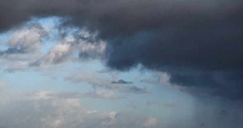 in arrivo piogge e temprali