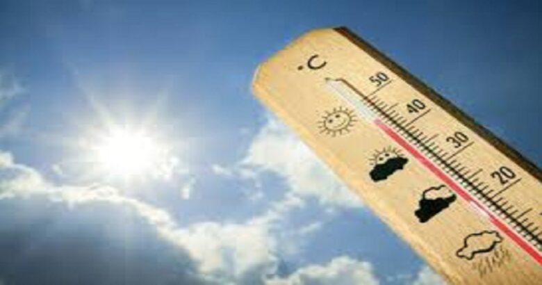 METEO - Sole e caldo