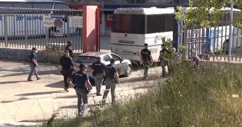 Migranti in fuga, Campomarino, Campolieto, Molise