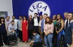 VENAFRO, Lega, Andrea Crippa, Jari Colla, Michele Marone