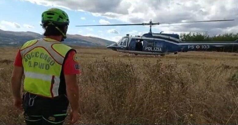 CRONACA - Anziana scomparsa da ieri, anche un elicottero per cercarla