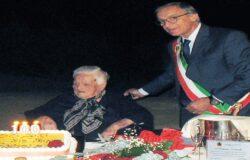 ISERNIA, Antonia Scarselli, 100 anni, auguri