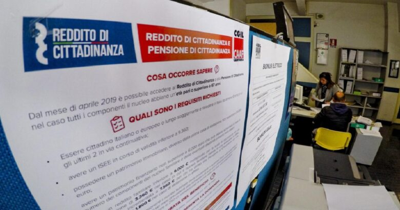 REDDITO DI CITTADINANZA, CAF, Molise, domande