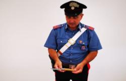 carabinieri di termoli-coltello