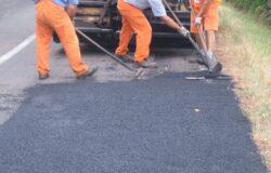 isernia rifacimento manto bituminoso stradale