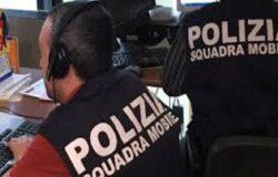 polizia squadrta mobile