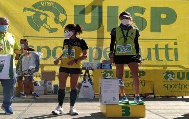 Antonella Ciaramella maratona