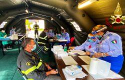 COVID 19, Molise, Test sierologici, personale, Vigili del Fuoco
