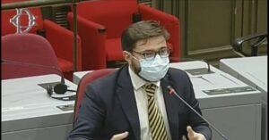 Commissione Questioni Regionali - Antonio Federico