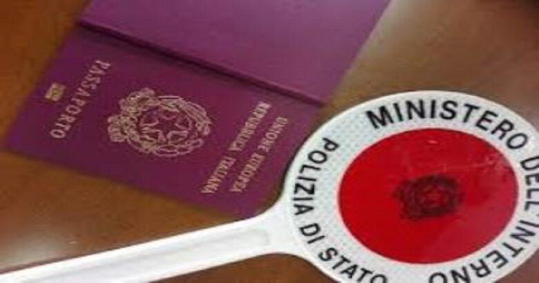 Polizia di Stato Passaporto