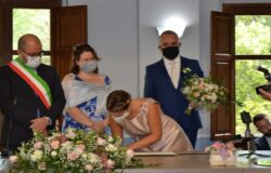 VENAFRO, Palazzina Liberty, matrimonio civile, post lockdown