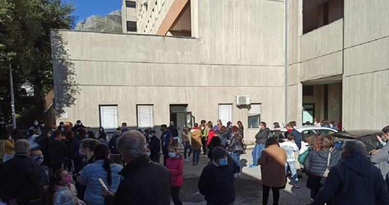 VENAFRO, SS Rosario, prelievo, tamponi, Covid, Carabinieri