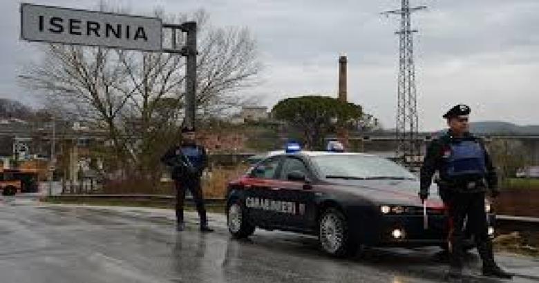 carabinieri controlli in strada