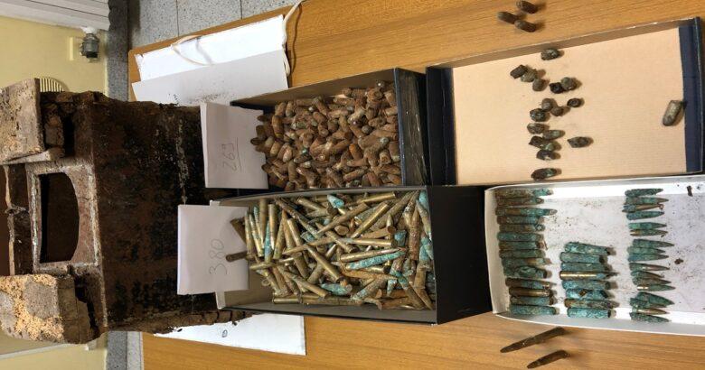 munizioni da guerra