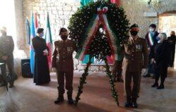 COMMEMORAZIONE CADUTI, cerimonia, Sacrario militare