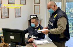 GIUDIZIARIA, Guardia di finanza, bancarotta fraudolenta, riciclaggio