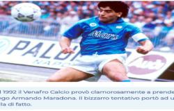 Maradona, offerta shock, Venafro Calcio, fax, Napoli