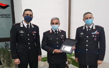 Matteo Tagliaferri, Comando, Carabinieri, Campobasso