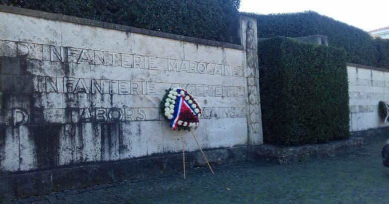 VENAFRO, Sacrario Militare francese, caduti