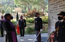 commemorazione dei defunti della polizia di stato campobasso