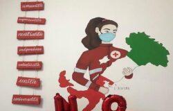 isernia, croce rossa, giornata contro la violenza sulle donne,