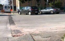 lavori mannutenzione strade campobasso