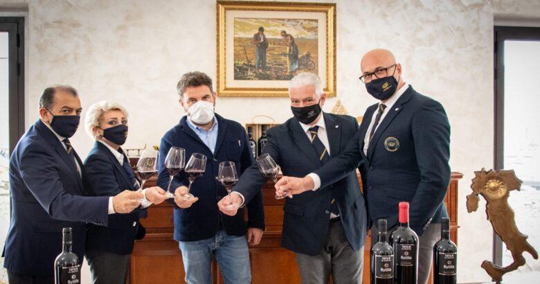 """""""Quattro Viti"""", cantine molisane, Guida Vitae 2021"""