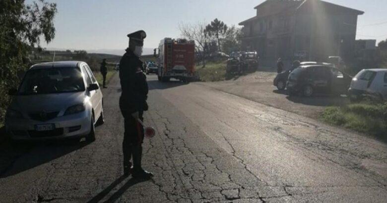 Incidente stradale, feriti, bambino