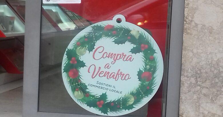 """VENAFRO, commercio locale, """"Compra a Venafro"""""""