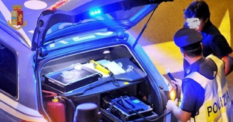 isernia, polizia stradale, controlli, incidenti,
