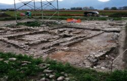 venafro, villa romana, rinvenimento,