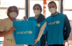 """Regalo Sospeso"", UNICEF, Veneziale, Isernia"